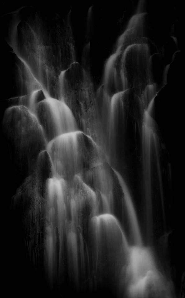 Water fall detail