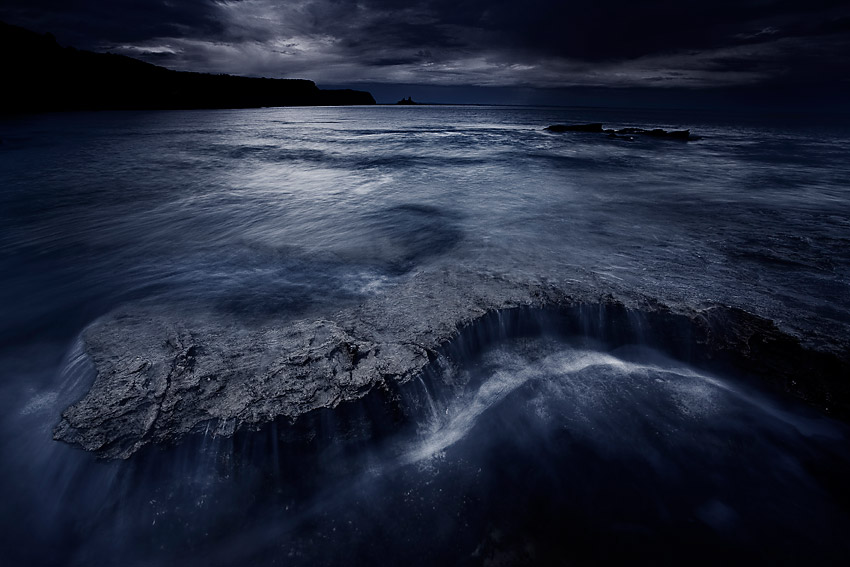 Stormy Evening, Inverloch