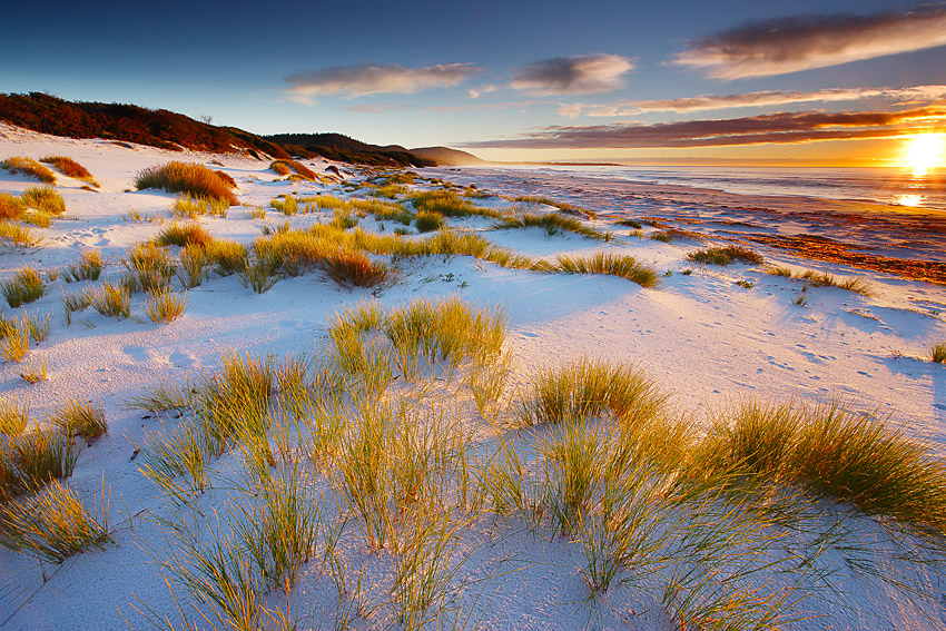 Sunrise, Friendly Beaches