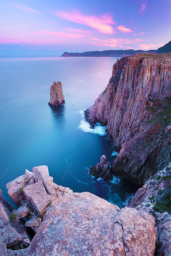 SUNRISE, CAPE HAUY