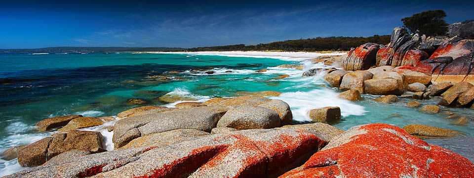 Cosy Corner, Bay of Fires
