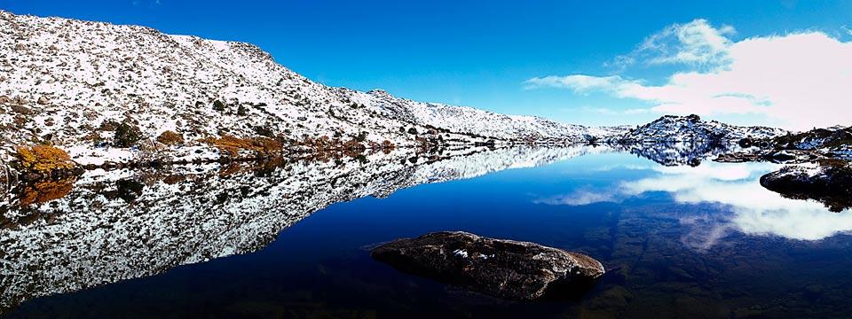 Winter, Mount Field