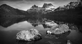 Winter, Cradle Mountain