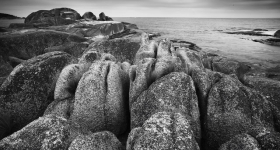 BOULDERS, BAY OF FIRES