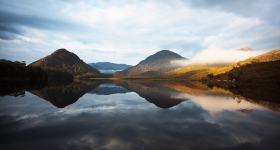 Reflections, Lake Selina
