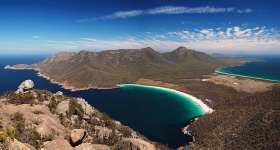 Wineglass Bay, Freycinet