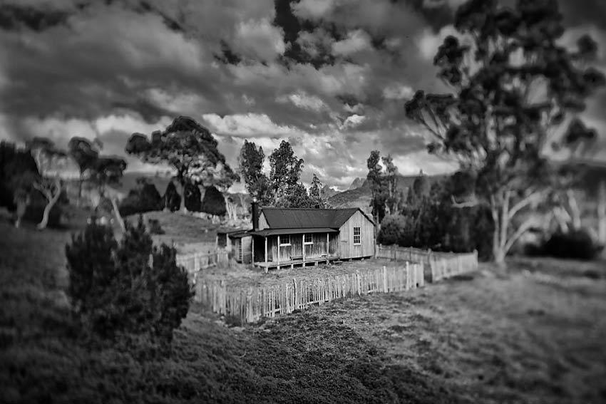 Kate's hut, Cradle Mountain