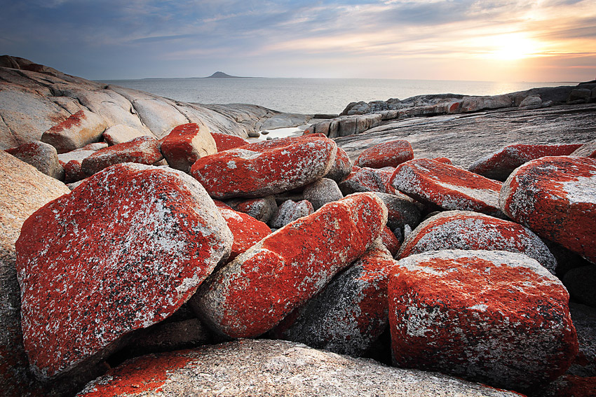 TROUSERS POINT, FLINDERS ISLAND
