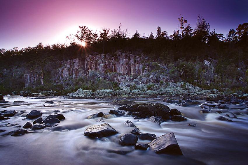 The Prosser river