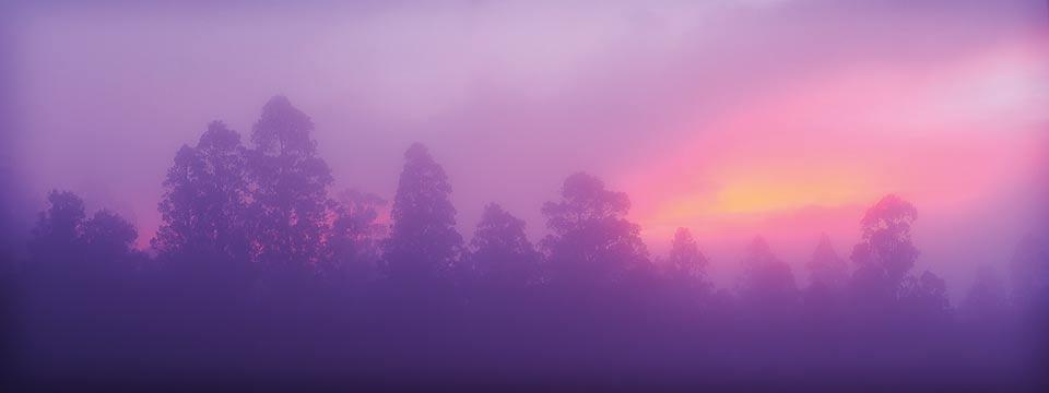 Sunrise, Weld Valley