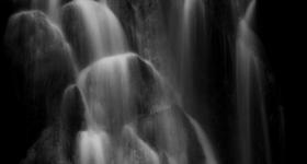 Water fall detail