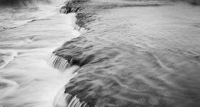 SHIFTING WATERS, BRUNY ISLAND