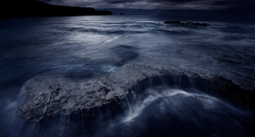 Stormy Evening, Inverloch