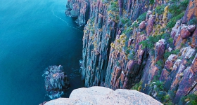 SEA CLIFFS, CAPE BRUNY