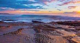 Sunrise, Bruny Island